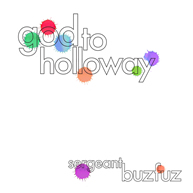 God To Holloway single cover